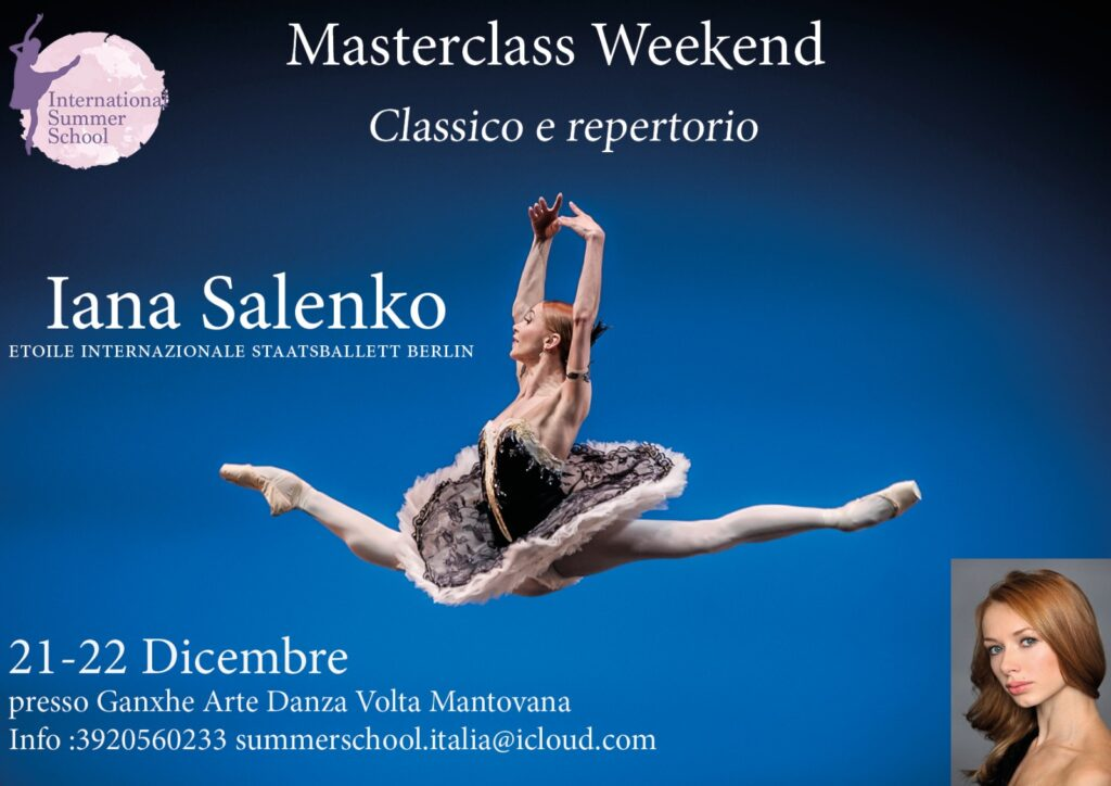Masterclass Weekend